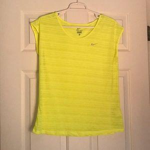 Nike Dri-Fit 100% Polyester Shirt